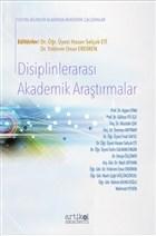 Disiplinlerarası Akademik Araştırmalar