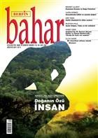 Berfin Bahar Aylık Kültür Sanat ve Edebiyat Dergisi Sayı: 282 Ağustos 2021
