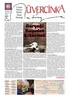 Üvercinka Dergisi Sayı: 81-82 Temmuz - Ağustos 2021