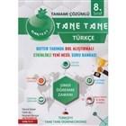 8. Sınıf Türkçe Soru Bankası Tamamı Çözümlü