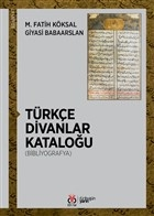 Türkçe Divanlar Kataloğu (Bibliyografya)