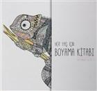 Her Yaş İçin Boyama Kitabı - Hayvanlar Alemi 1