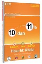 10'dan 11'e Edebiyat Tarih Coğrafya Hazırlık Kitabı