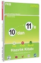10'dan 11'e Fizik Kimya Biyoloji Hazırlık Kitabı