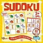 Çocuklar İçin Sudoku Çıkartmalı (3+ Yaş)