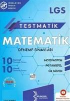 8. Sınıf LGS Testmatik Matematik Deneme Sınavları