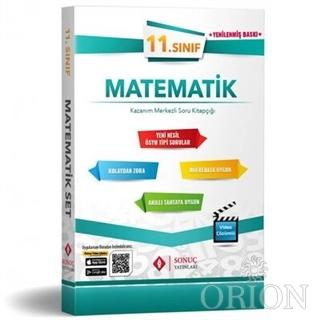 11. Sınıf Matematik Modüler Set 2021-2022