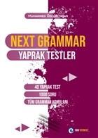 Next Grammar YDS Yaprak Testler