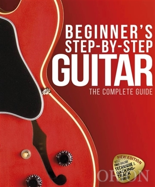 Beginner's Step-by-Step Guitar
