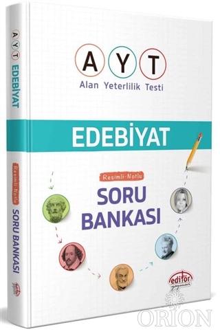 AYT Edebiyat Resimli Notlu Soru Bankası