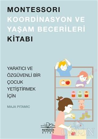 Montessori Koordinasyon ve Yaşam Becerileri Kitabı
