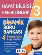3. Sınıf Hayat Bilgisi - Fen Bilimleri Dinamik Soru Bankası