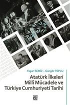 Atatürk İlkeleri Milli Mücadele ve Türkiye Cumhuriyeti Tarihi