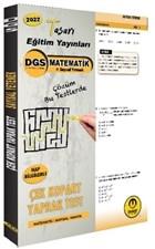 2022 DGS Matematik çek Kopar Yaprak Test