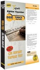 2022 DGS Türkçe Sözel Yetenek Çek Kopar Yaprak Test