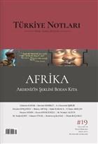 Türkiye Notları Dergisi Sayı 19