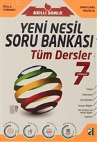 7. Sınıf Tüm Dersler Yeni Nesil Soru Bankası
