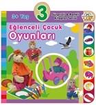 3+ Yaş Eğlenceli Çocuk Oyunları