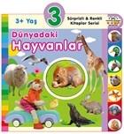 3+ Yaş Dünyadaki Hayvanlar