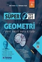 Süper TYT-AYT Geometri Yeni Nesil Soru Kitabı