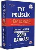 TYT - Polislik Tüm Dersler Tamamı Çözümlü Soru Bankası