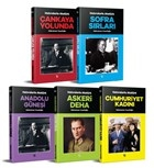 Hatıralarla Atatürk Seti - 5 Kitap Set
