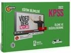 2022 KPSS Eğitim Bilimleri Video Ölçme ve Değerlendirme Video Ders Notu