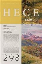 Hece Edebiyat Dergisi Sayı: 298 Ekim 2021