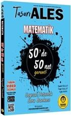 ALES Matematik 50'de 50 Net Garanti Sayısal Soru Bankası