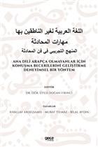 Ana Dili Arapça Olmayanlar İçin Konuşma Becerilerini Geliştirme Deneyimsel Bir Yöntem