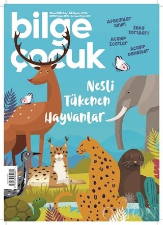 Bilge Çocuk Dergisi Sayı: 62 Ekim 2021