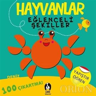 Hayvanlar - Eğlenceli Şekiller Deniz