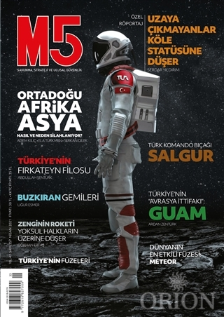 M5 Dergisi Sayı: 357 Nisan 2021
