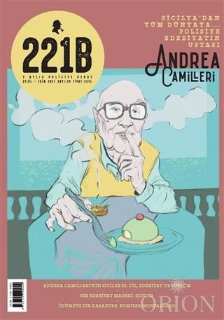 221B İki Aylık Polisiye Dergi Sayı: 34 Eylül - Ekim 2021