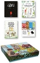 Ketebe Çocuk Kutulu Set 3 (4 Kitap Takım)