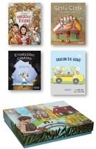 Ketebe Çocuk Kutulu Set 1 (4 Kitap Takım)