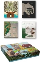 Ketebe Çocuk Kutulu Set 5 (4 Kitap Takım)