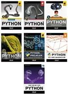 Süper Python Seti 3 (7 Kitap Takım)