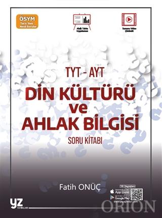 TYT-AYT Din Kültürü ve Ahlak Bilgisi Soru Kitabı