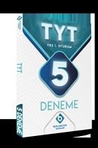 TYT - YKS 1.Oturum 5 Deneme