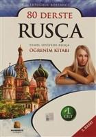 80 Derste Rusça 1.Cilt