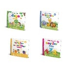 0-3 Yaş Bebek Kitapları Seti (4 Kitap)