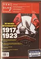 Yeni Ülke Aylık Fikir Dergisi Sayı: 8 Ekim 2021