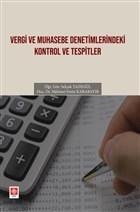 Vergi ve Muhasebe Denetimlerindeki Kontrol ve Tespitler