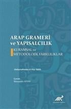 Arap Grameri ve Yapısalcılık