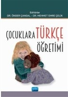 Çocuklara Türkçe Öğretimi