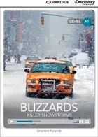 Blizzards: Killer Snowstorm Beginning Book with Online Access