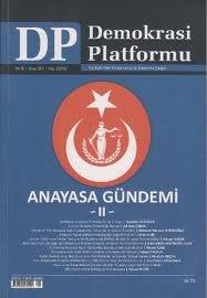 Anayasa Gündemi 2 - Demokrasi Platformu Sayı:29