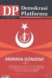 Anayasa Gündemi 1 - Demokrasi Platformu Sayı:28