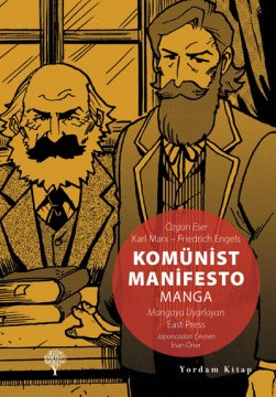 Komünist Manifesto Manga